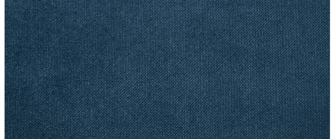 Микровелюр Синий Benelux poli col.19