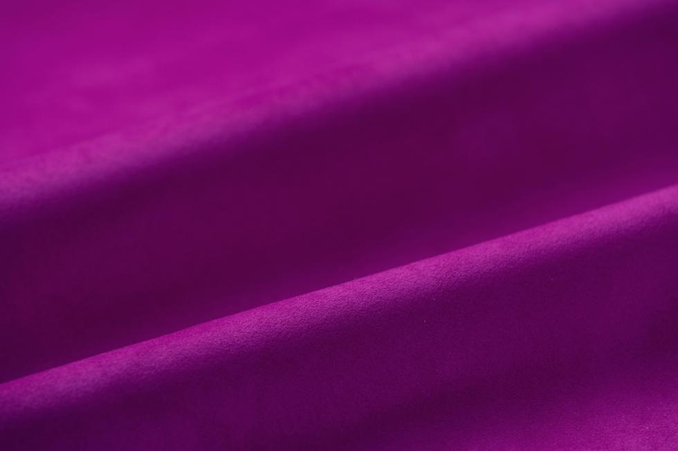 Микровелюр Розовый  Фантазия col 45
