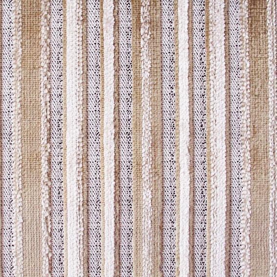 Велюр  Бежевый Bellagio stripe col.1003
