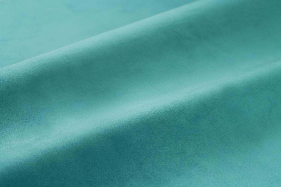 Микровелюр  Бирюзовый Гравитация col.20