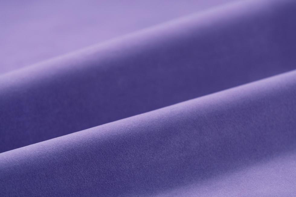 Микровелюр Фиолетовый  Фантазия col 50