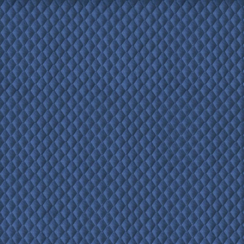 Микровелюр Синий Concept col.106