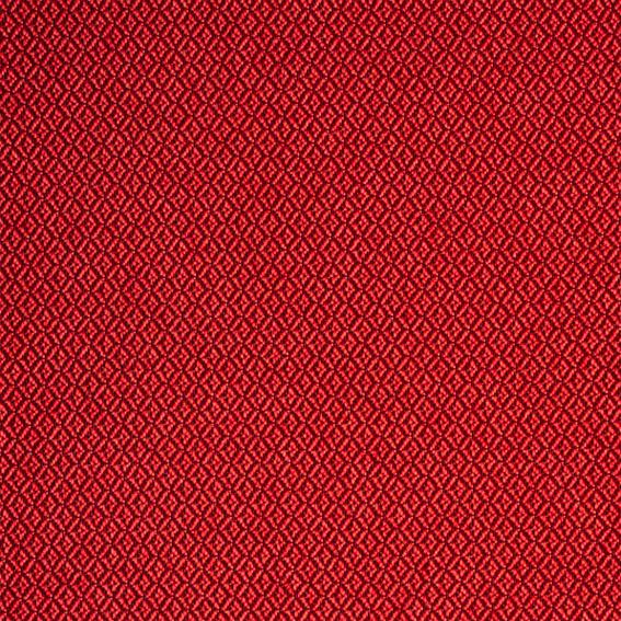 Жаккард Красный Etno-mix plain col.01