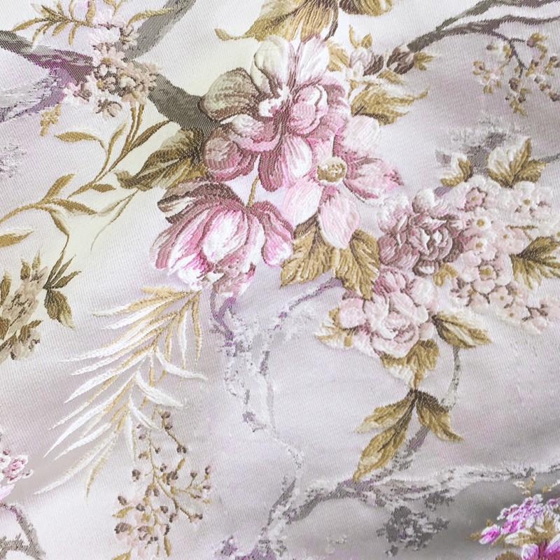 Жаккард Розовый Разноцветный Bellini col.04