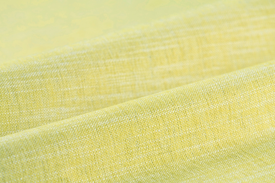 Рогожка цвет Желтый  Sunday col 35