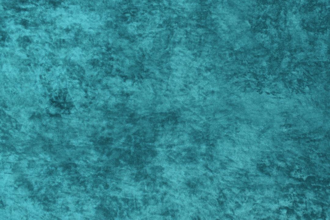 Микровелюр Голубой Crush col.13, изображение 2