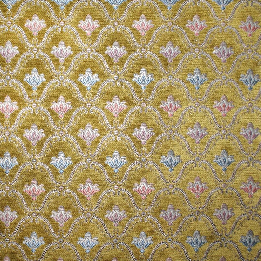 Микрошенилл Желтый Разноцветный Amadeus combi 05